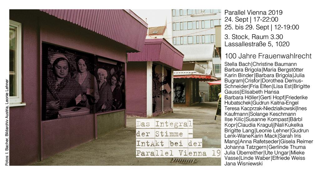 Parallel Vienna 2019 IntAkt Leonie Lehner